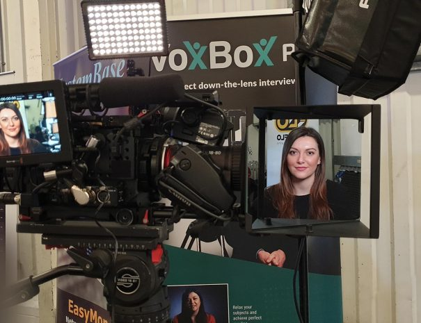 Demo image of the VoxBox Pro from KitPlus Show
